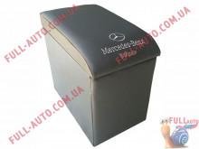 Подлокотник С вышивкой серый Mercedes Vito 96-03