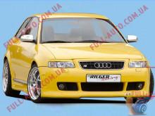 Реснички на фары Audi A3 8L 96-03