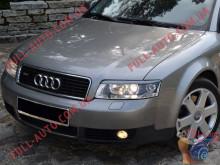 Реснички на фары Audi A4 B6 00-04
