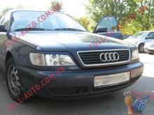 Реснички на фары Audi A6 C4 94-97 Длинные