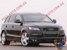 Реснички на фары Audi Q7 05-15