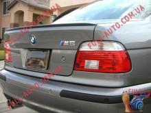 Спойлер Лип BMW 5 E39 95-03