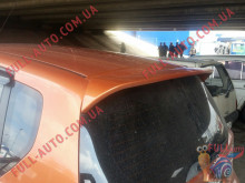 Спойлер Chevrolet Aveo T200 ДСТ Хэтчбек