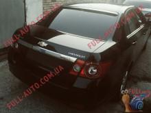 Козырек на стекло Chevrolet Epica Бленда
