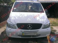Реснички на фары Mercedes Vito, Viano 03-10