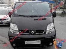 Реснички на фары Opel Vivaro, Renault Trafic, Nissan Primastar 01-14