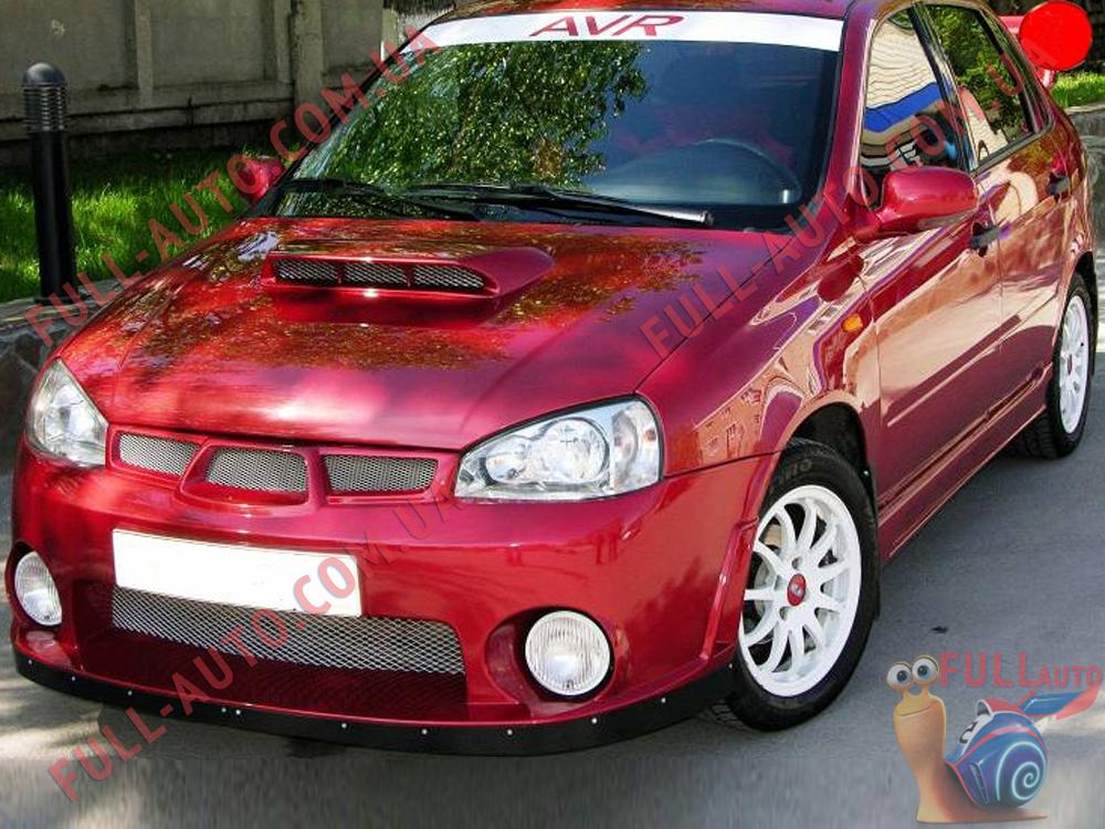 Воздухозаборник универсальный Subaru СТ