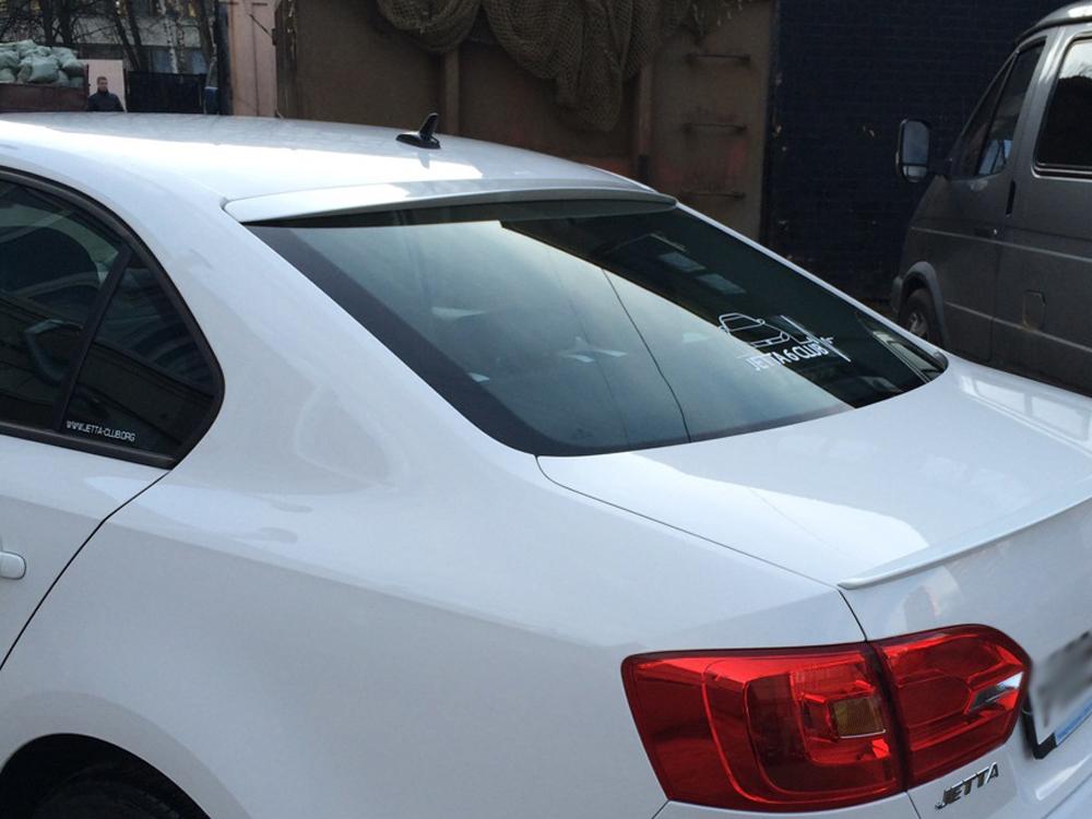 Козырек на стекло Volkswagen Jetta 6 2010-2018 USA/EU Бленда