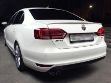 Спойлер Volkswagen Jetta 6 2010-2018 USA/EU Лип