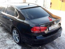 Спойлер Volkswagen Passat B7 2010-2015 USA Лип