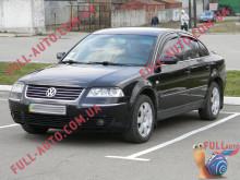 Реснички на фары Volkswagen Passat B5 00-05