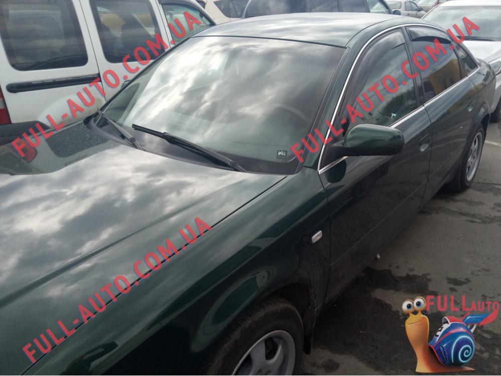 Ветровики Audi A6 C5 1997-2004 Седан (ANV air)