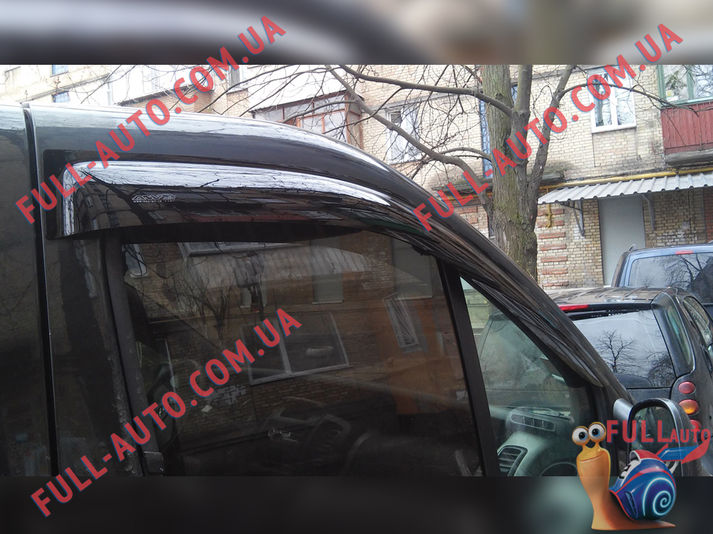 Ветровики Renault Trafic 01-19 (ANV air)