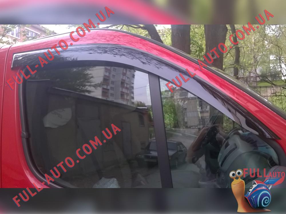 Ветровики Nissan Primstar 2001-2019 (Cobra Tuning)